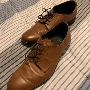 HM Brown Dress Shoes